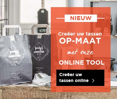 Creëer uw tassen op-maat met onze online tool!