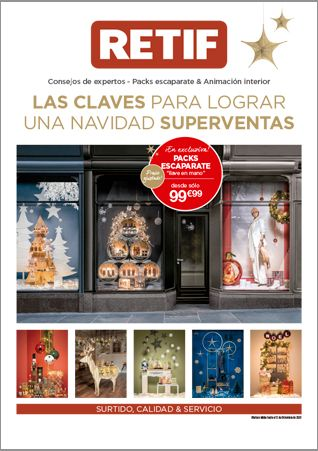 Catálogo de Navidad RETIF 2020