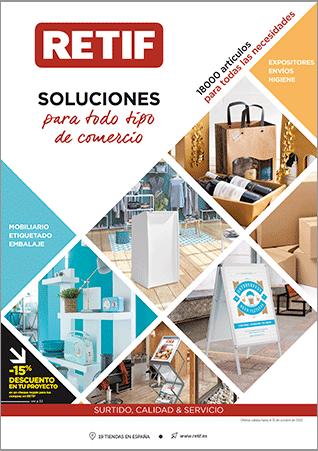 Catálogo de ofertas RETIF 2020