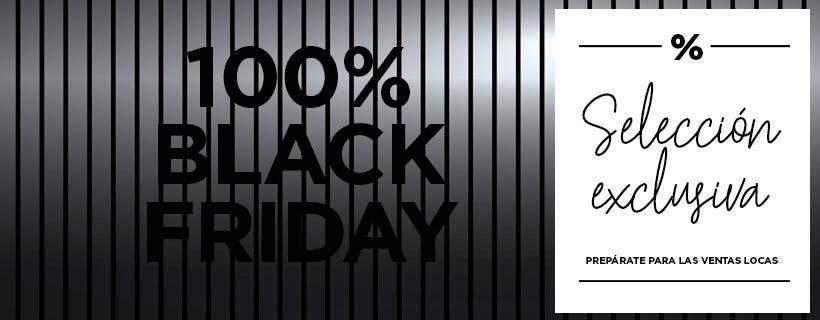 Decoración de Black Friday para tiendas y comercios