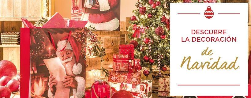 Decoración de Navidad para tiendas y comercios