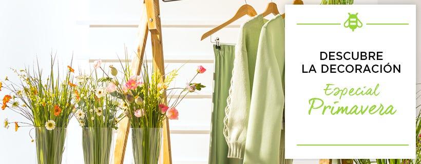 Decoración de Primavera para tiendas y comercios