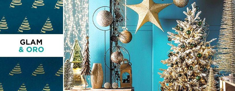 Colección Navidad Glam & Oro