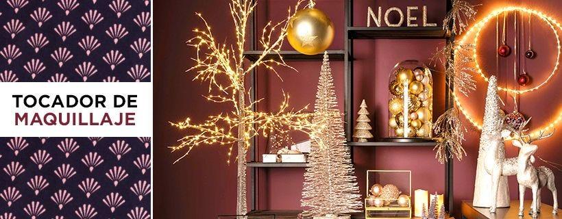 Colección Navidad Tocador de Maquillaje