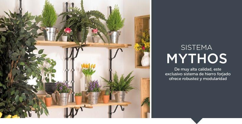 Sistema de instalación Mythos