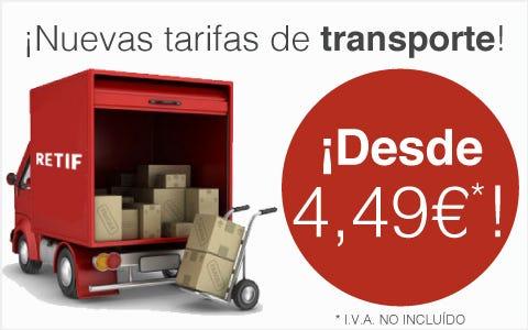 Nuevas Tarifas Transporte