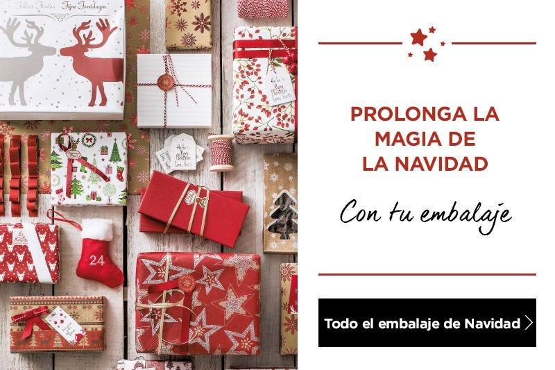 Embalaje Colecciones Navidad 2018