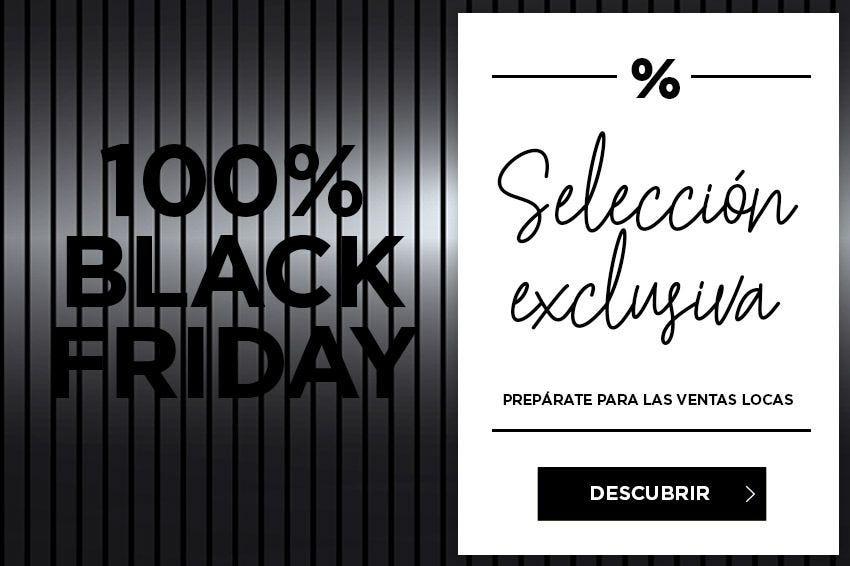 Decoración de escaparate de Black Friday para Tiendas y Comercios
