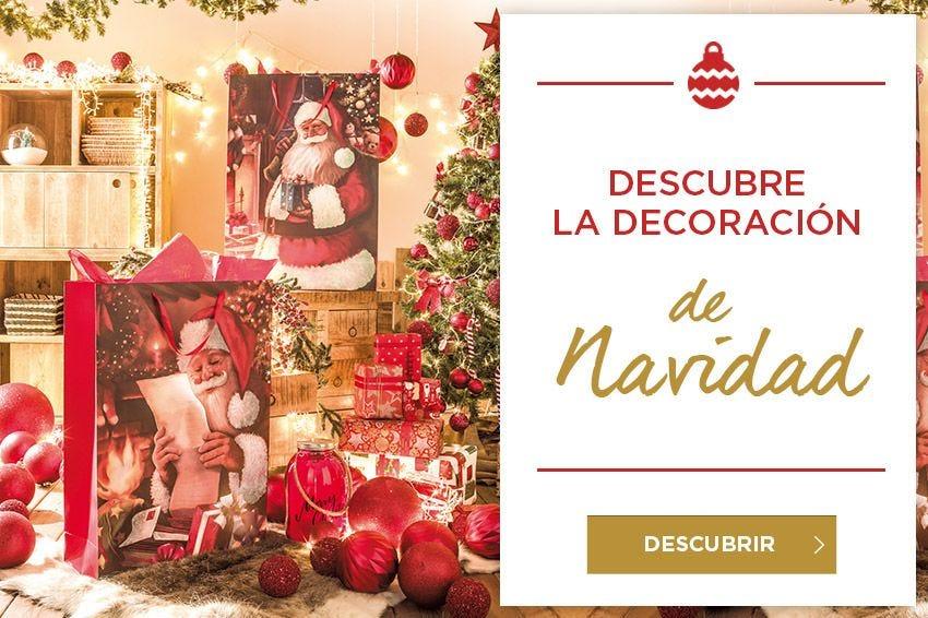 Decoración de escaparate de Navidad para Tiendas y Comercios