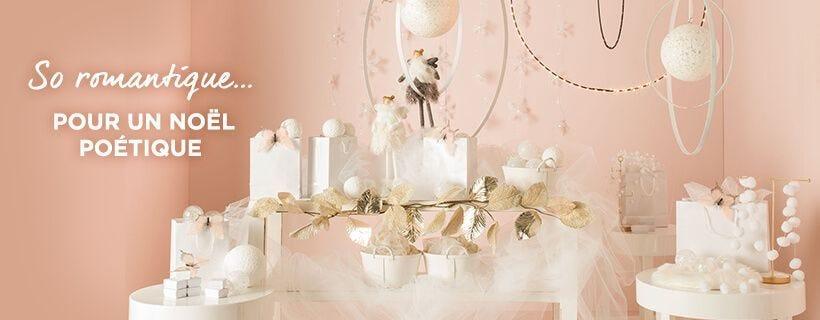Ambiance Noël So romantique