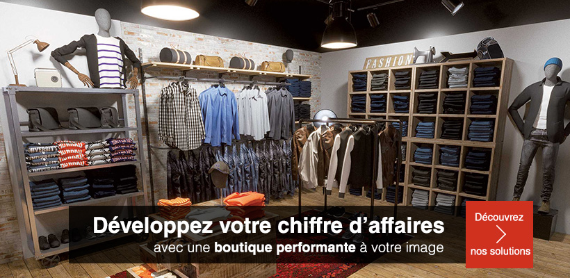 Inspiration agencement magasin
