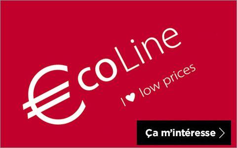 €coline, une gamme de produits à petits prix !