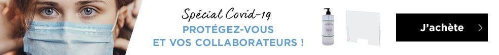 Préservez vous avec notre gamme spécial COVID-19