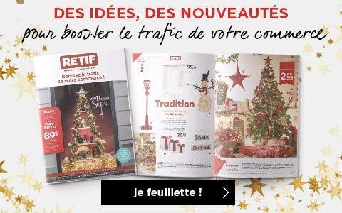 Découvrez le nouveau catalogue Noël 2019