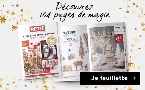 Découvrez le nouveau catalogue Noël 2018