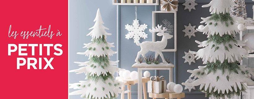 Noël 2018 Collection les essentiels à petits prix