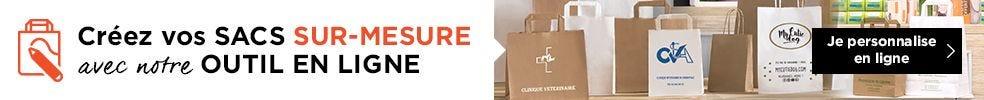 Nouveau service personnalisation des sacs en ligne à découvrir