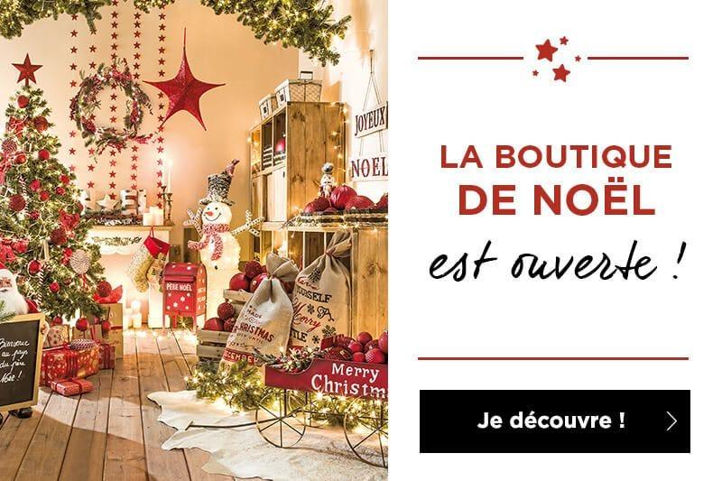 La boutique de Noël est ouverte !