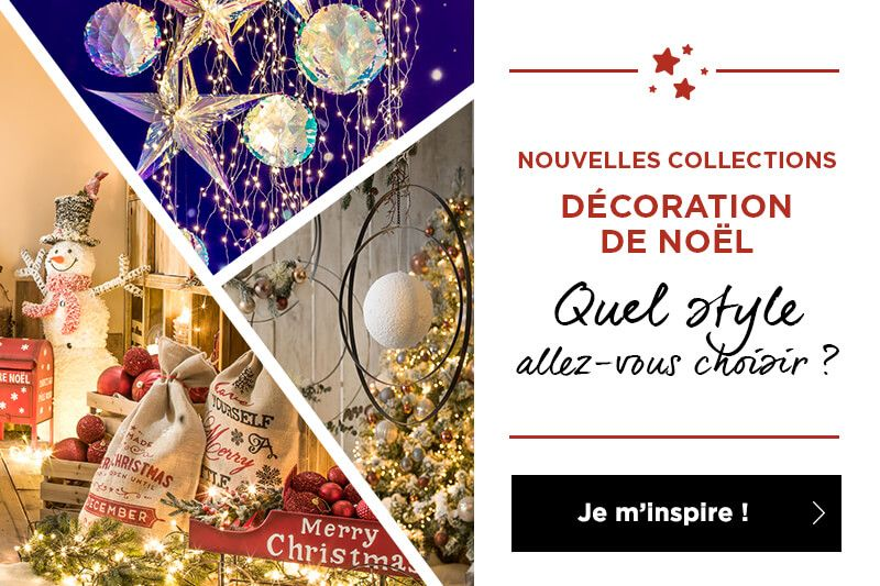 Collections Noël 2019 à découvrir !