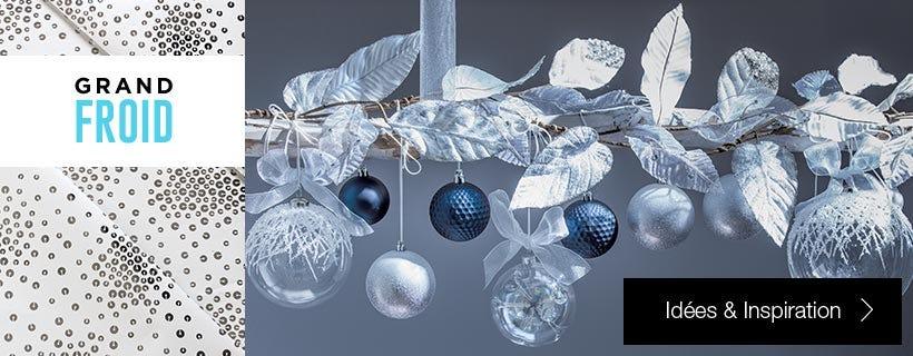 Inspiration déco Noël Grand Froid