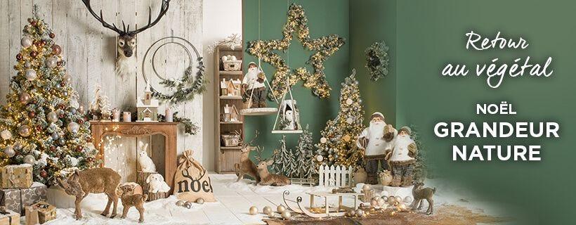 Noël  Collection Retour au végétal