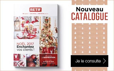 Nouveaux catalogue Noël 2017