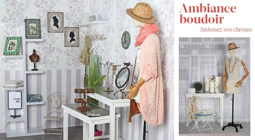 Ambiance boudoir