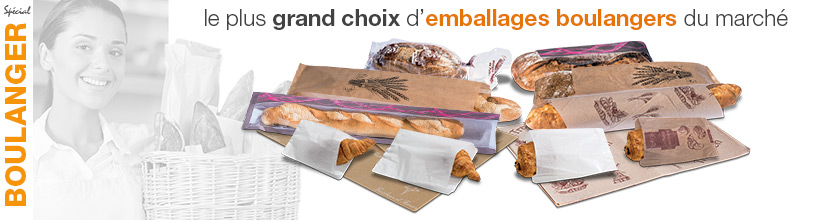 Emballage boulangerie