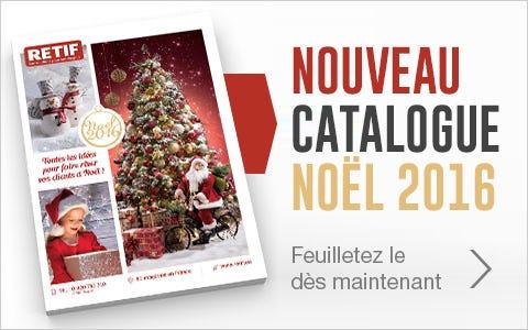 Nouveau catalogue Noël 2016