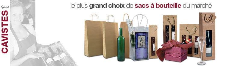 Speciale caviste - Grand choix de sac pour bouteille