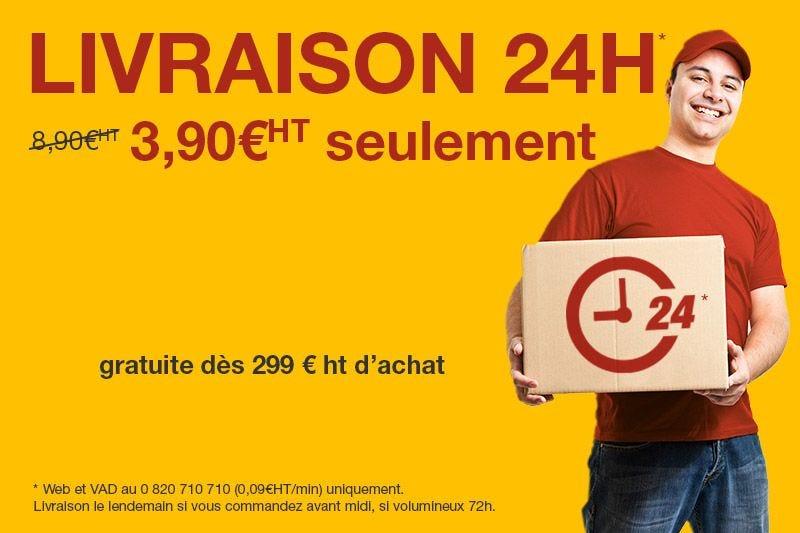 Livraison gratuite dès 299 euros !