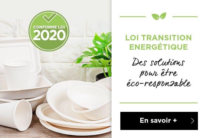 Loi transition énergétique : des solutions pour être conforme et éco-responsable