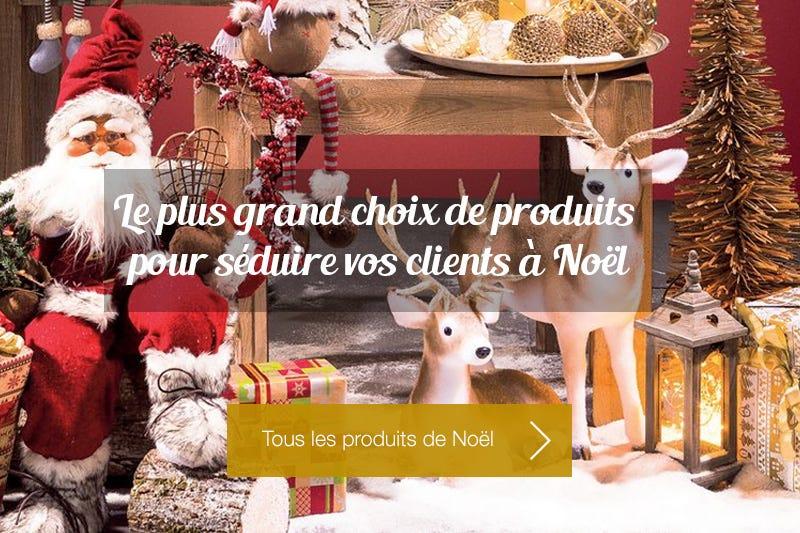 Découvrez les nouvelles collections décors et emballages Noël 2016