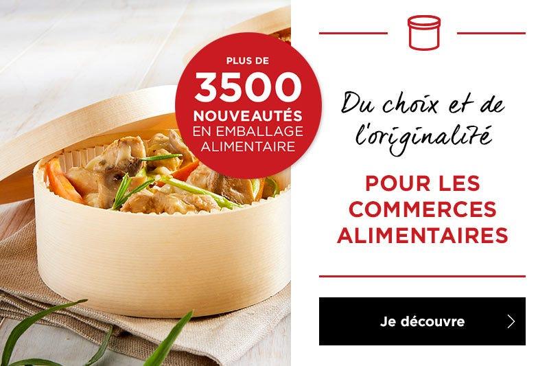 Nouveau catalogue de la rentrée : 3500 nouveautés en emballage alimentaire à découvrir
