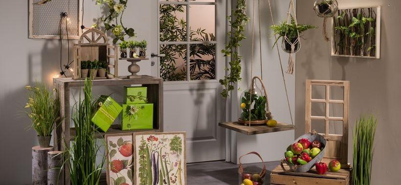 Nouvelle collection déco Printemps Garden 2017 à découvrir !