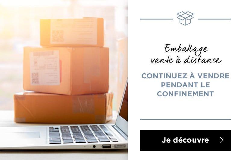 Spécial e-commerce : tout l\'emballage pour vos expéditions