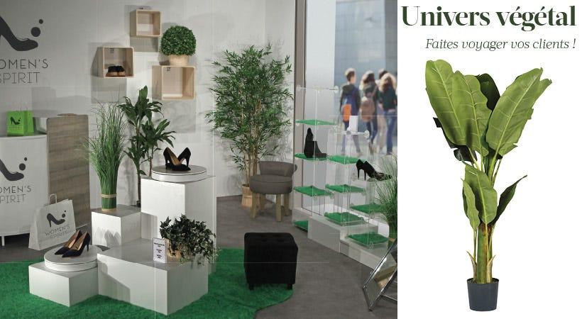 Univers végétal