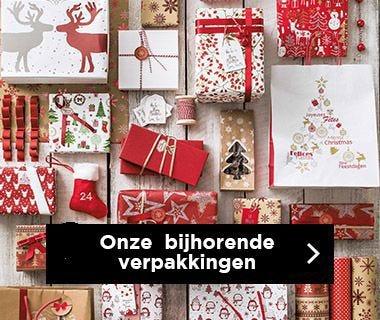 Kerstverpakkingen 2018 Collectie Eeuwige traditie