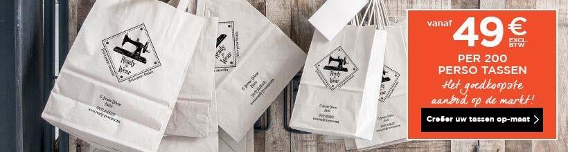 Personaliseer uw tassen online!