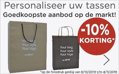 Personaliseer uw tassen - Goedkoopste aanbod op de markt !