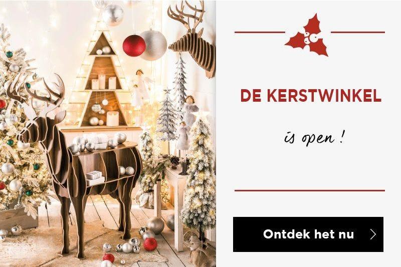 De Kerstwinkel is open!
