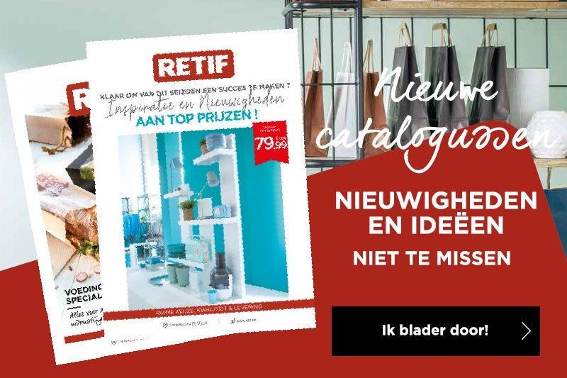 Nieuwe catalogussen