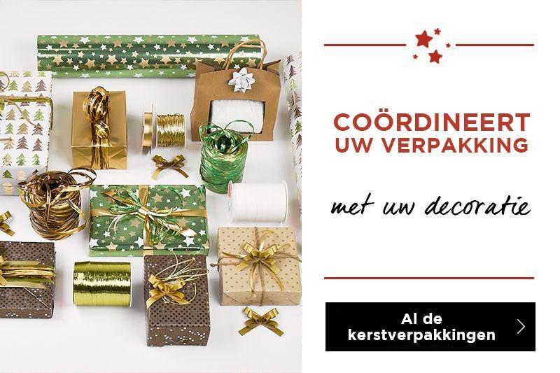 Coördineert uw verpakking met uw decoratie