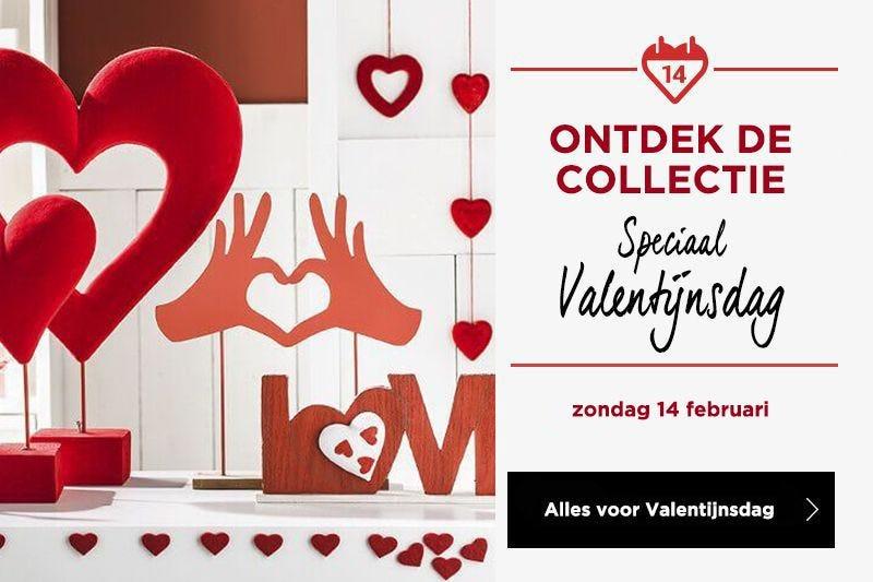 Ontdek de collectie speciaal Valentijnsdag!