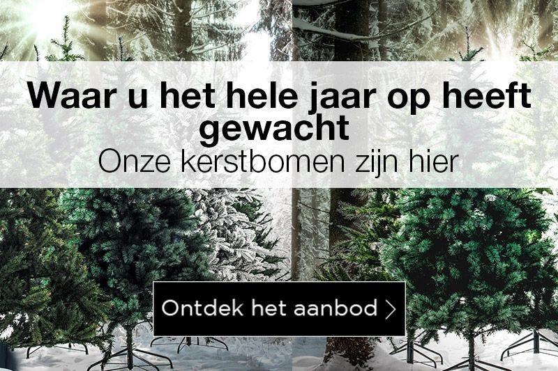 Ontdek onze Kerstbomen