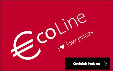 Ecoline: selectie producten aan kleine prijzen !