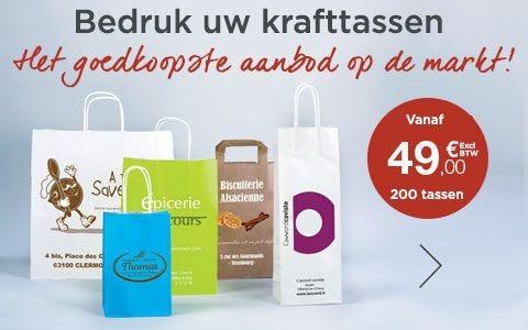 Personaliseer uw tassen, het goedkoopste aanbod op de markt