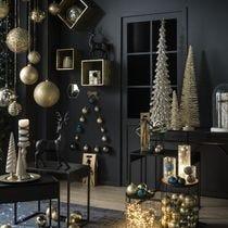 Ambiance Noël Glam chic