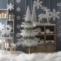 Ambiance Noël Enneigé