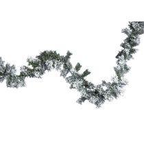Guirlandes de Noël et noeuds